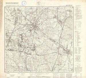 Mapa Mikołów
