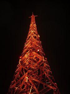 Czy to Wieża Eiffla?