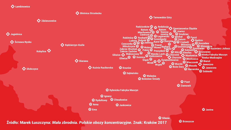 Polskie obozy koncentracyjne