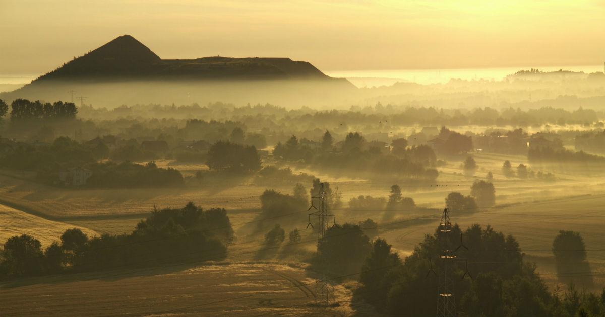 Hołda w śląskim krajobrazie