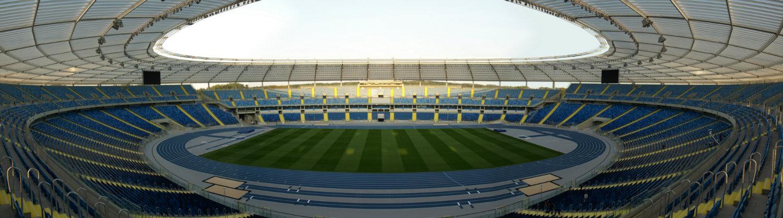 Panorama - Stadion Śląski