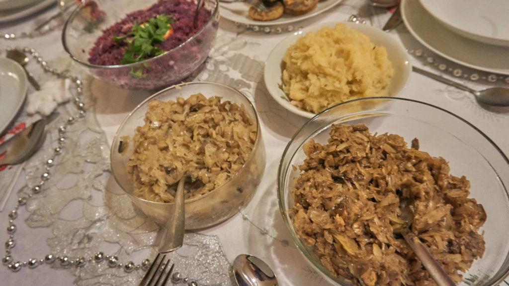 Panczkraut - potrawy wigilijne lista