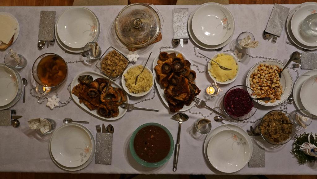 Śląskie potrawy wigilijne