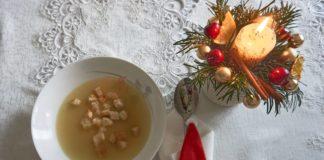 Przepis na zupę z głów ryb